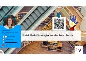 Social Media Marketing Strategy (Retail Industry) - Philippines 4.0 Skills Forum, Leaping the Gap