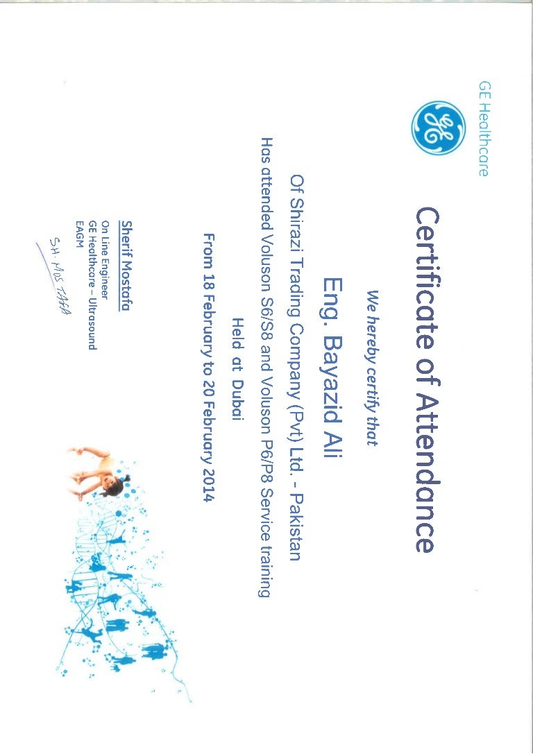 Ge ultrasound training certificate 1 1betcityfo Gallery