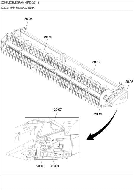 Lemken quarz 7-400 parts catalog