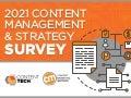 2021 Content Management & Strategy Survey