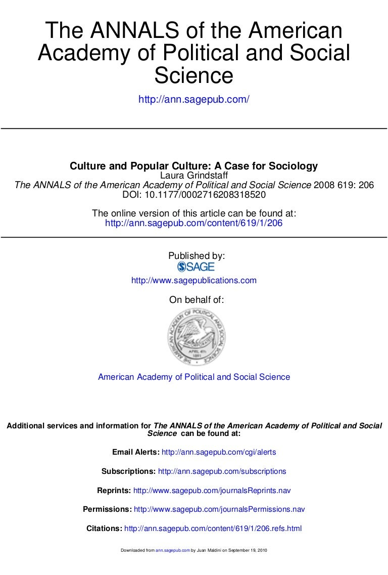 Accounting and Popular Culture