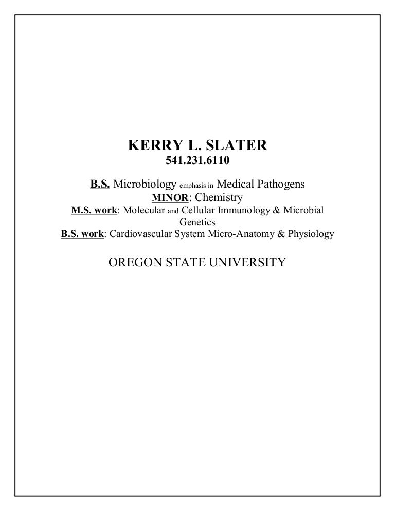 Kerry\'s Resume4