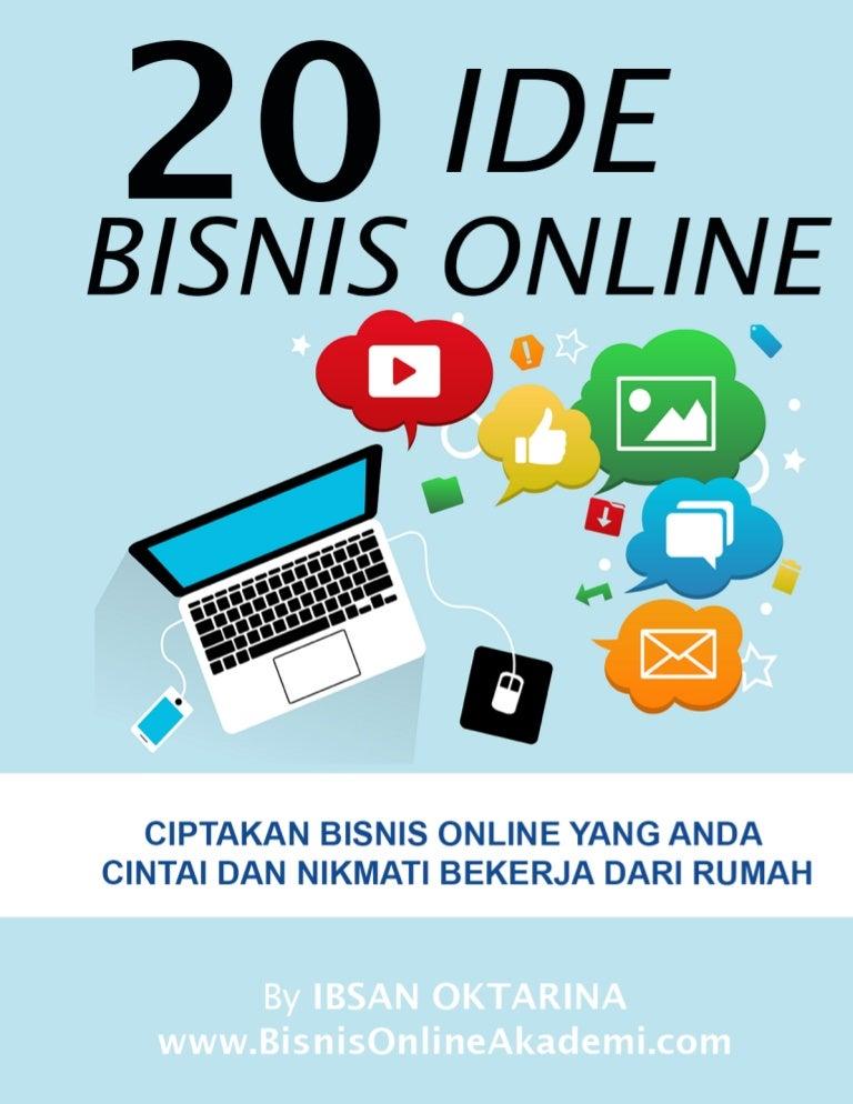 20 ide bisnis online