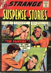 Strange Suspense Stories #72, October 1964,  Charlton Comics