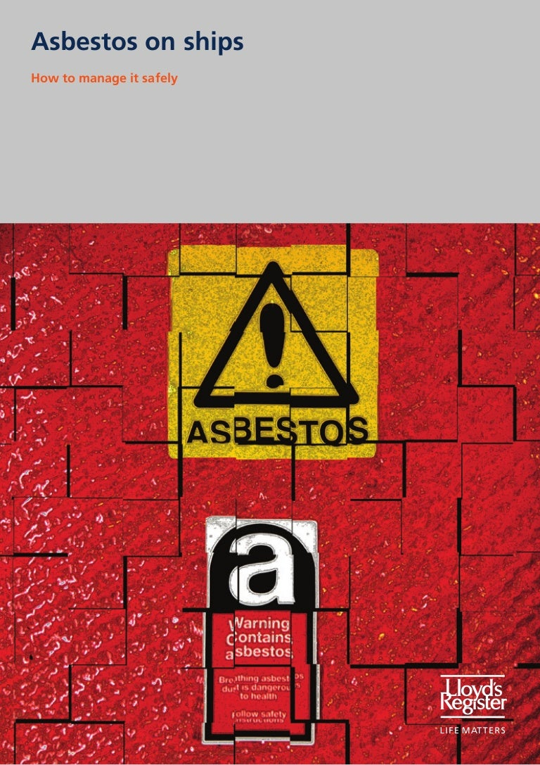 Asbestos in shipyards identification awareness alternatives rem 1betcityfo Images