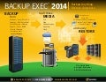 INFOGRAPHIC: #BackupExec 2014 - Backup Anything. Restore Anywhere.
