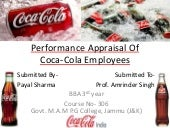 214870420 performance-appraisal-of-coca-cola-employees
