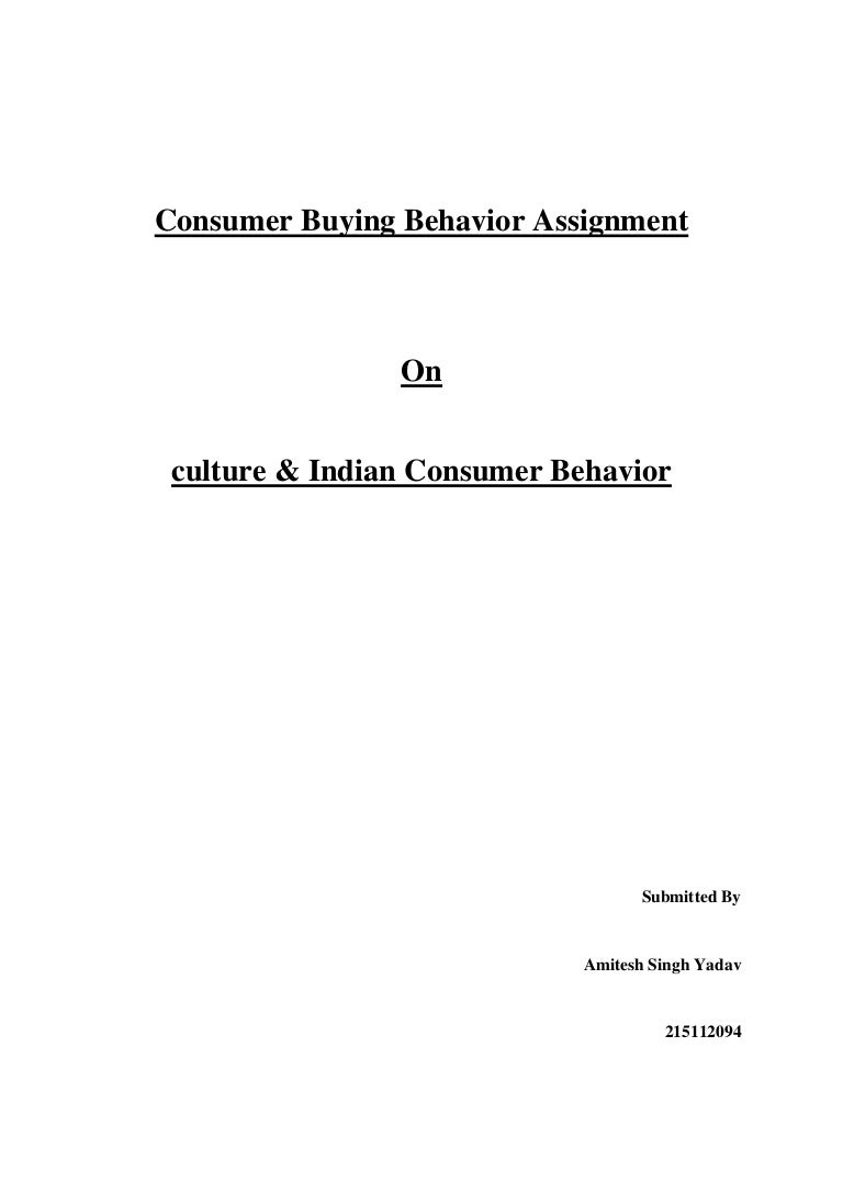 culture n consumer buying behavior by amitesh singh yadav