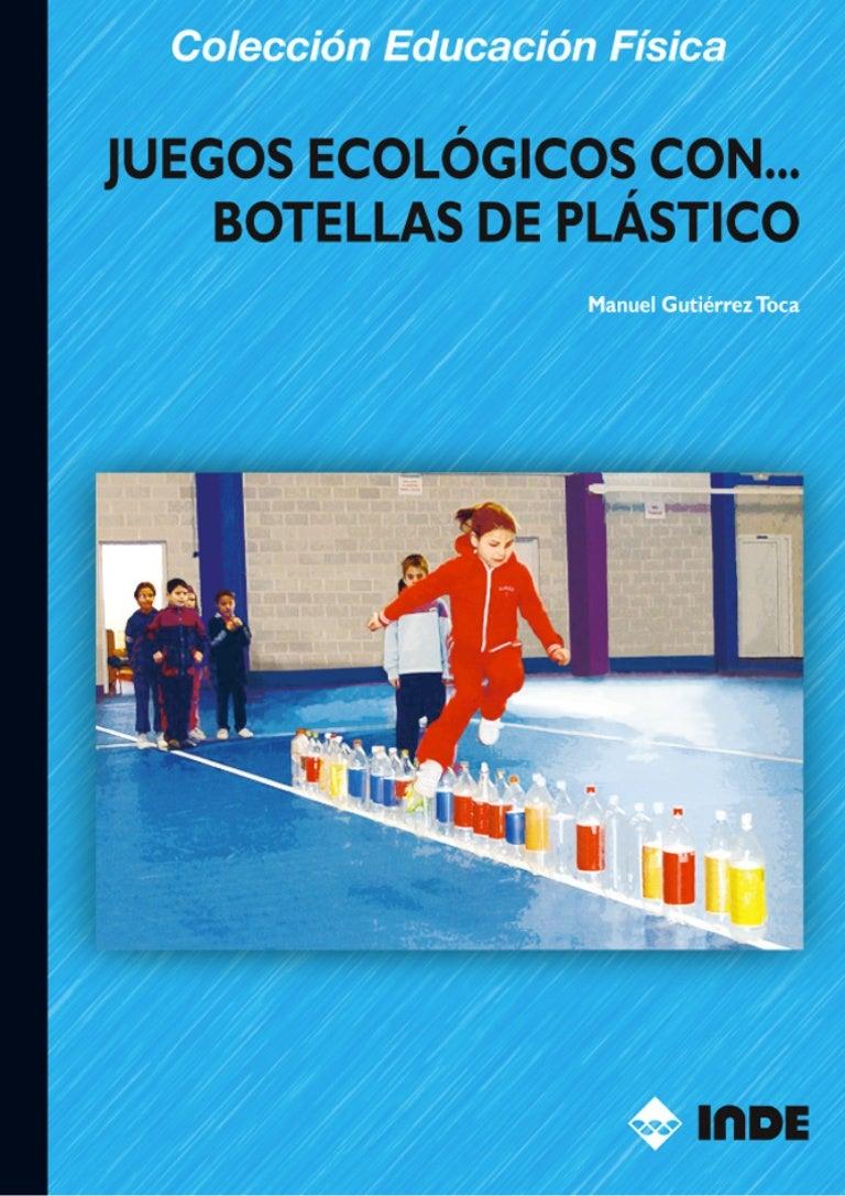 Con Botellas De Plástico Ecológicos Juegos cl3uJFTK1