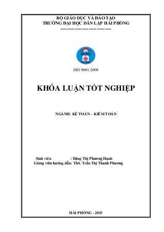 Đề tài: Kế toán doanh thu chi phí tại công ty Sin Joo Bo Việt Nam