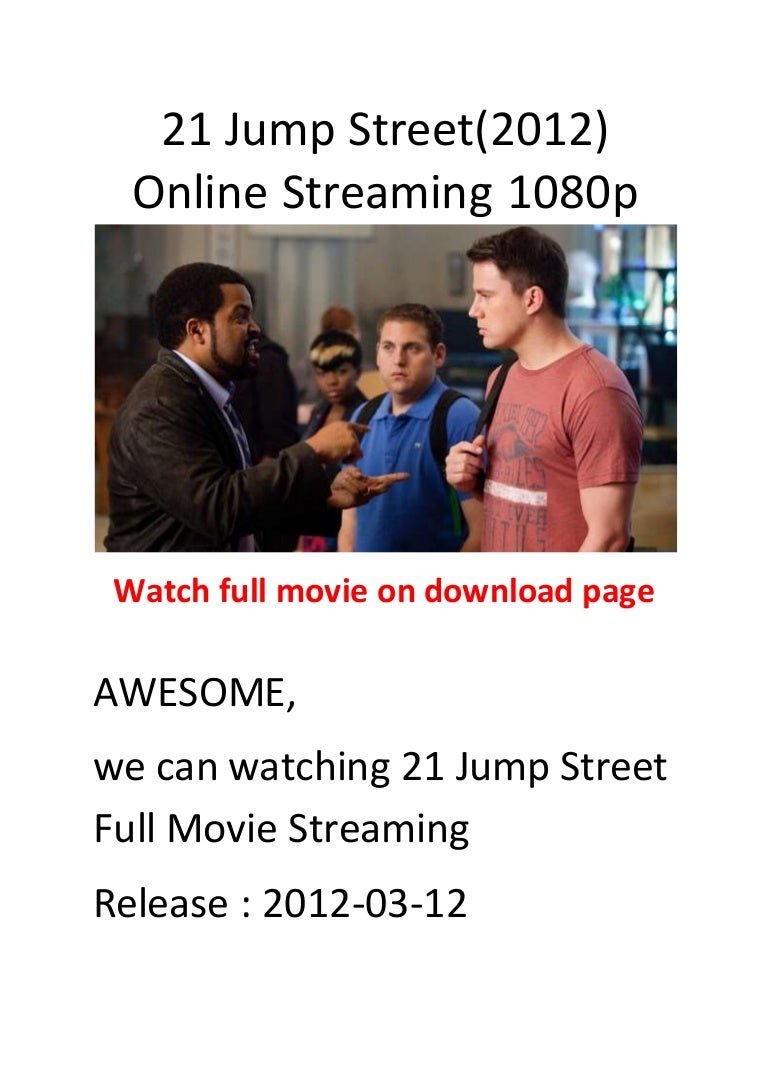 21 Jump Street 2012 Best Action And Comedy Movies