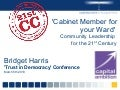 21st CC Trust in Democracy