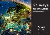 21 ways for innovation. Get your own 21 ways set
