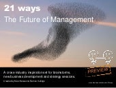21 ways future of management