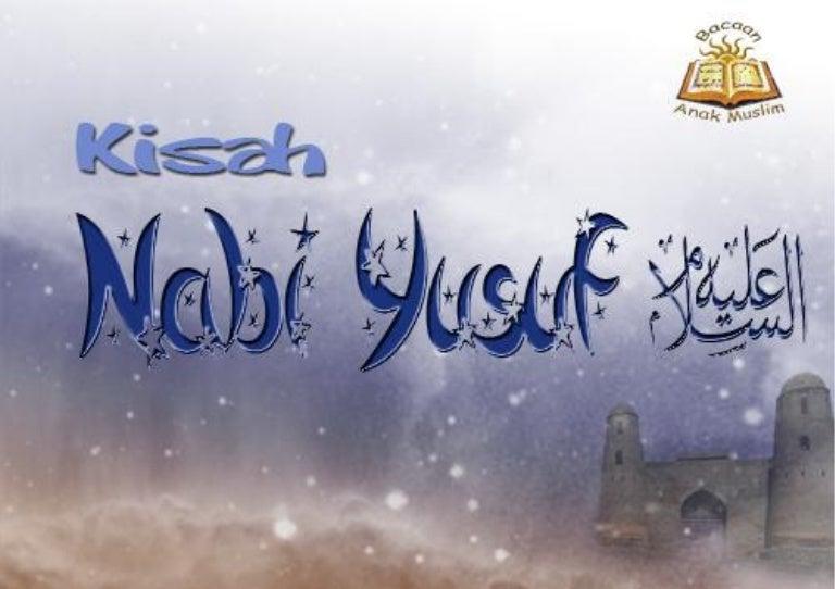 Image result for kisah nabi yusuf