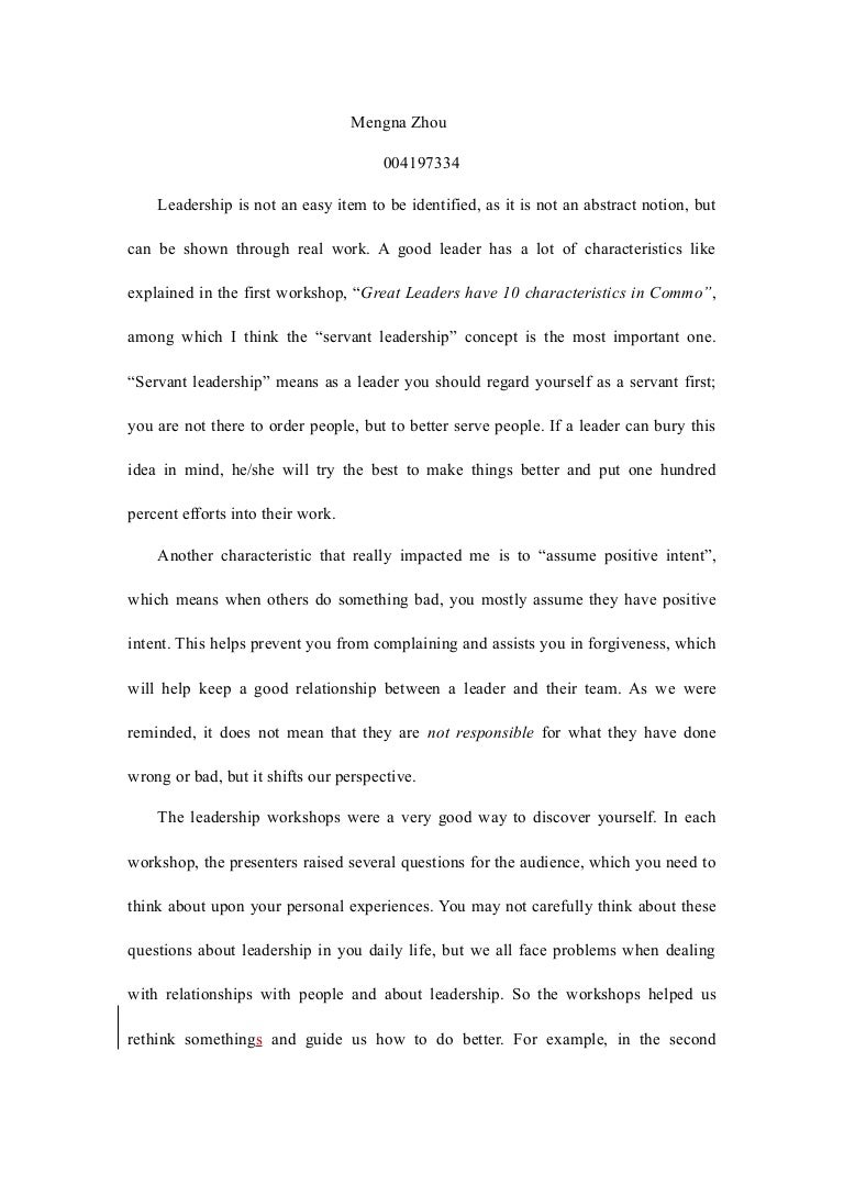 mengna zhou tlc reflection paper