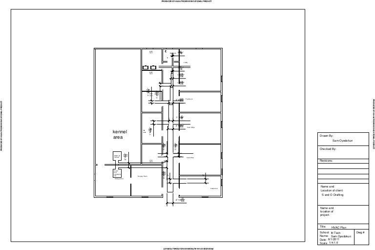 HVAC Plan