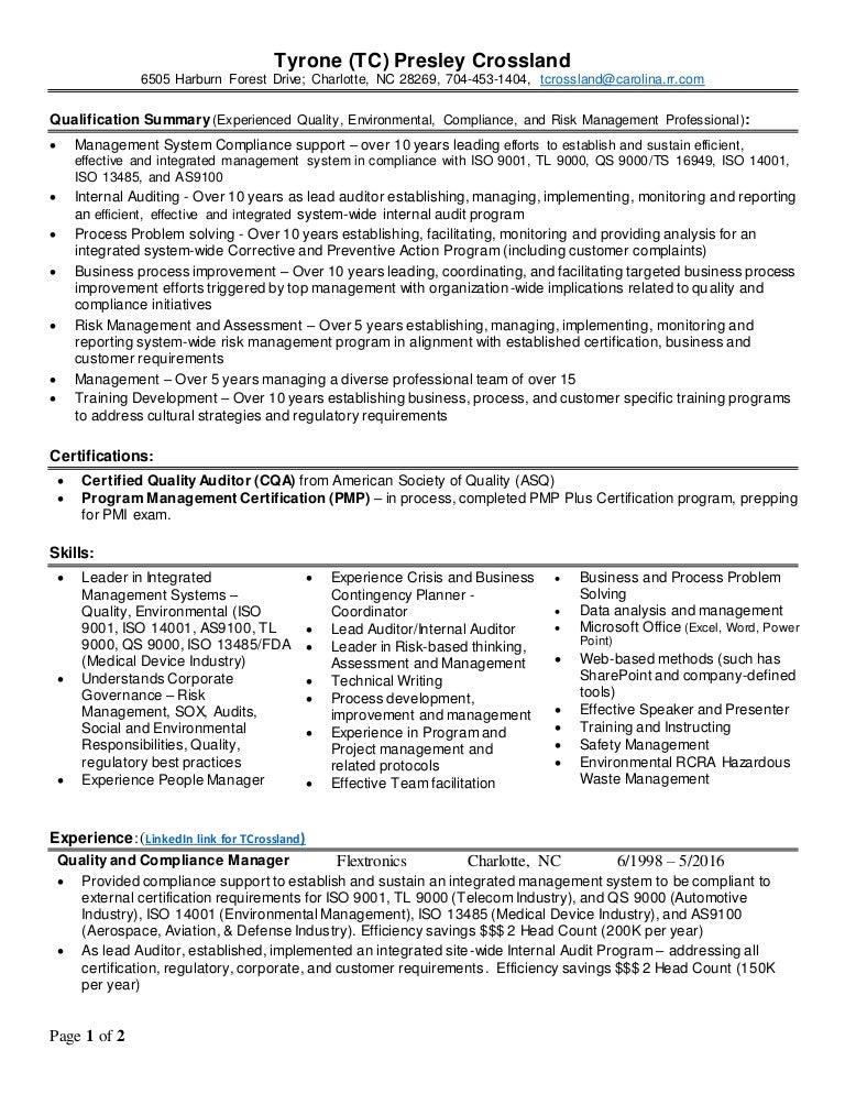 Tc Resume 2016 Updt Combo