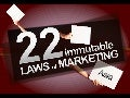 22 Immutable Laws of Marketing (Asia)