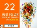 22 Must Follow SlideShare Channels For Marketers In 2014
