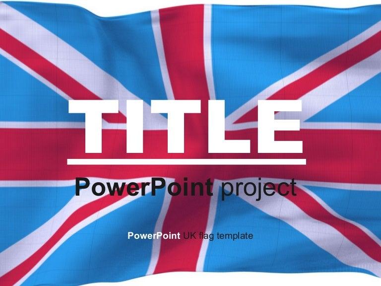 Power point templates 22 uk flag toneelgroepblik Images