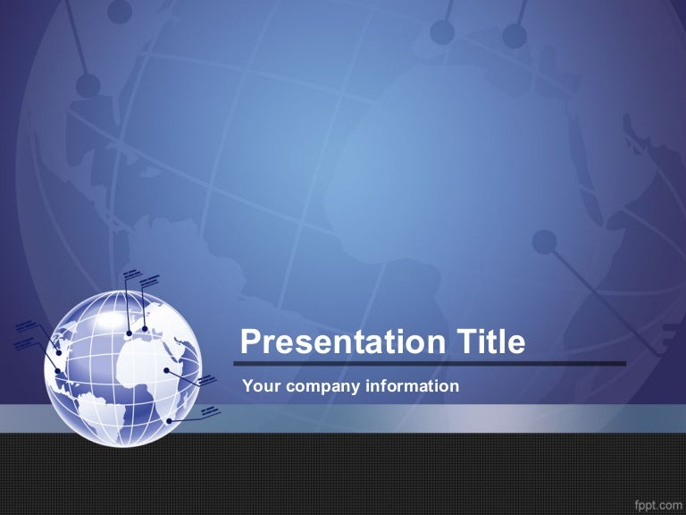 Global partner ppt presentation template export business powerpoint toneelgroepblik Images