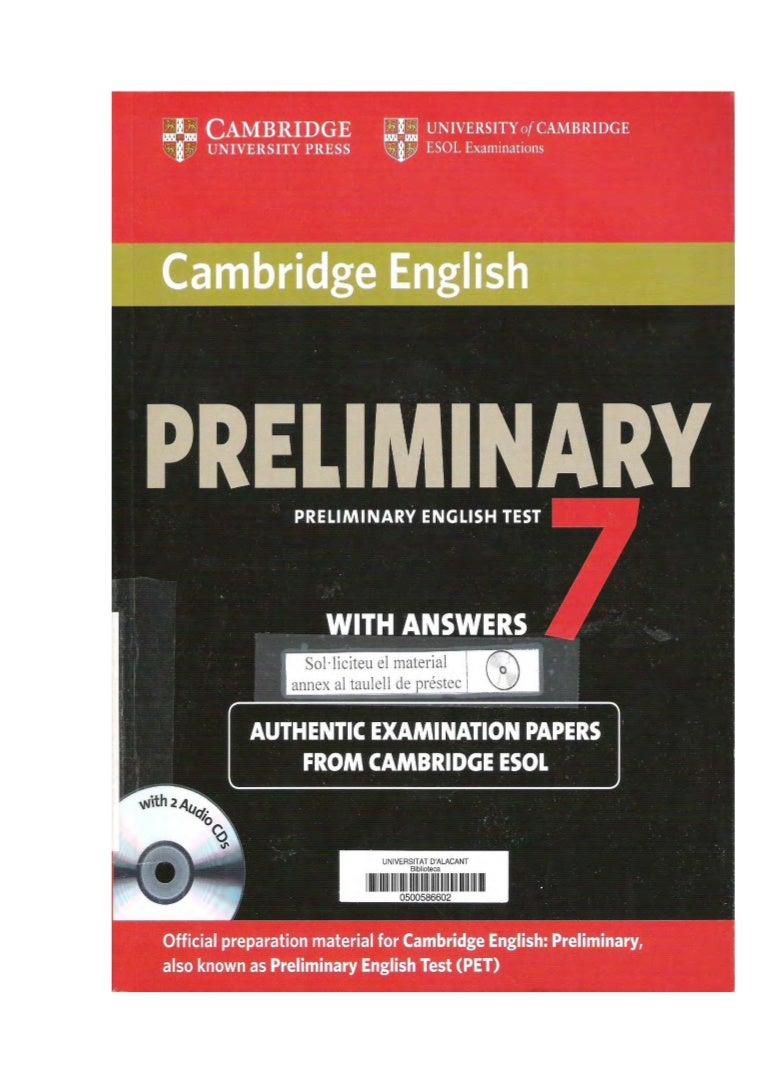 232292391 preliminary english test 7 red fandeluxe Images
