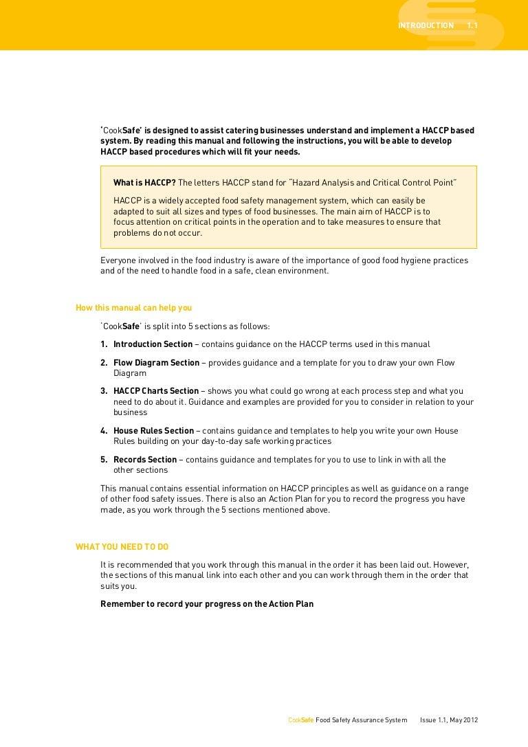 Haccp templates haccp procedures template pre requisite haccp flow chart template virtren com geenschuldenfo Gallery