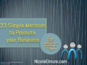 23 Simple Methods to Promote Your Business for free