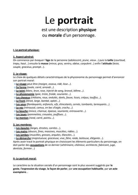 241150085 Cours College Pilote Francais Description 9eme
