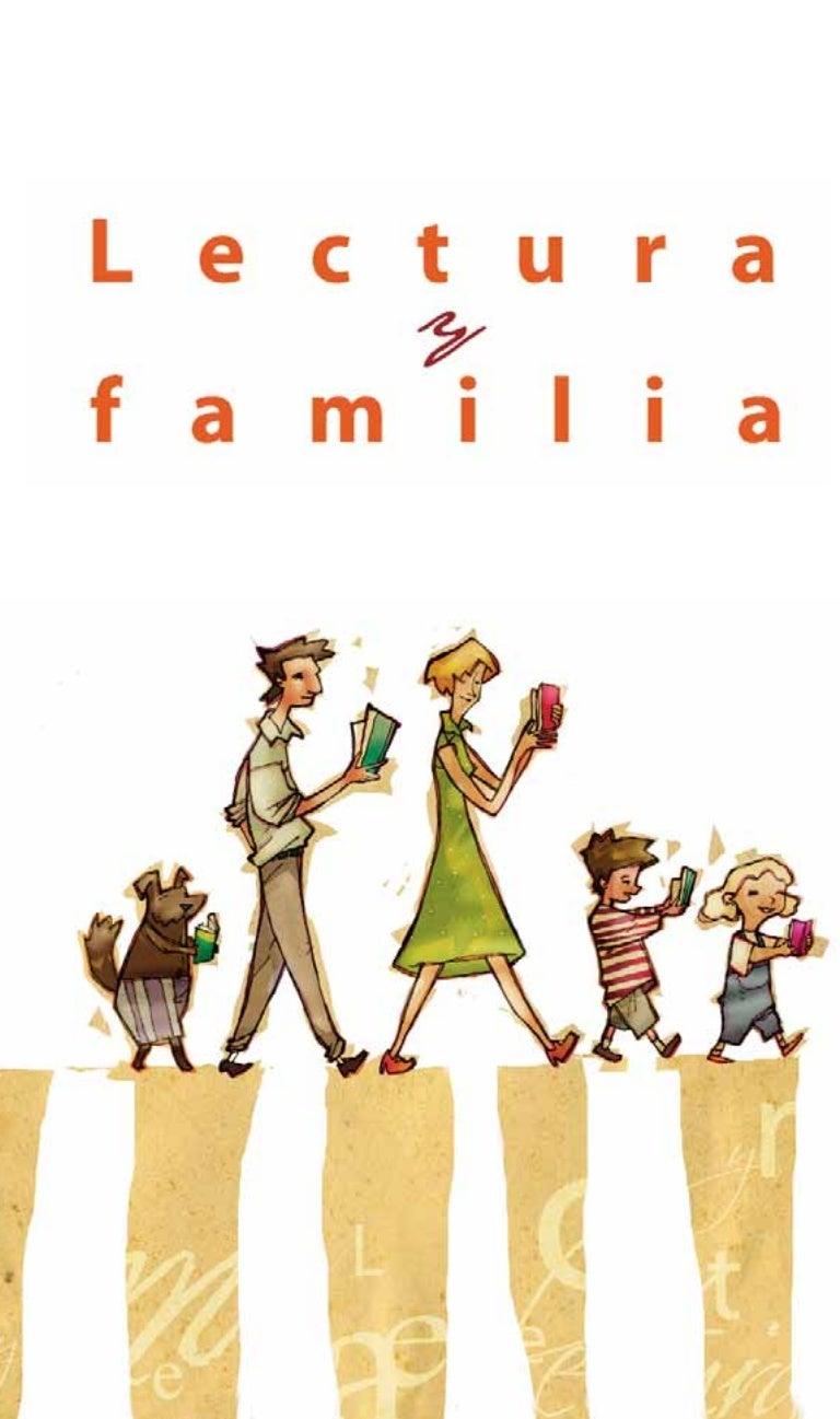 Resultado de imagen de lectura en familia