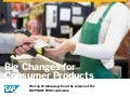 Better Data Analytics, Better Processes for Consumer Products