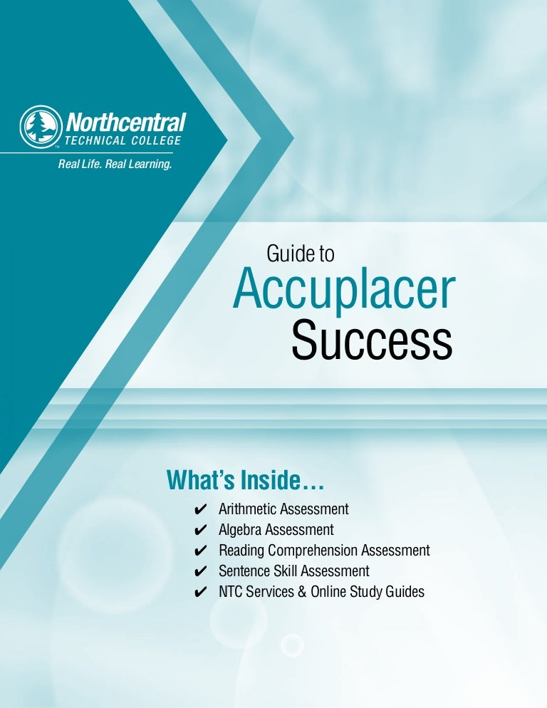 249865217 Accuplacer Guide Pdf