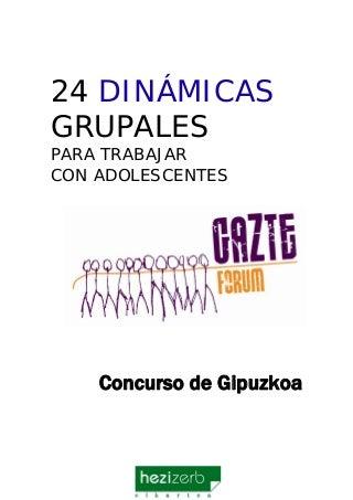 24 dinamicas