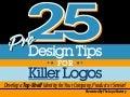 25 Pro Design Tips for Killer Logos