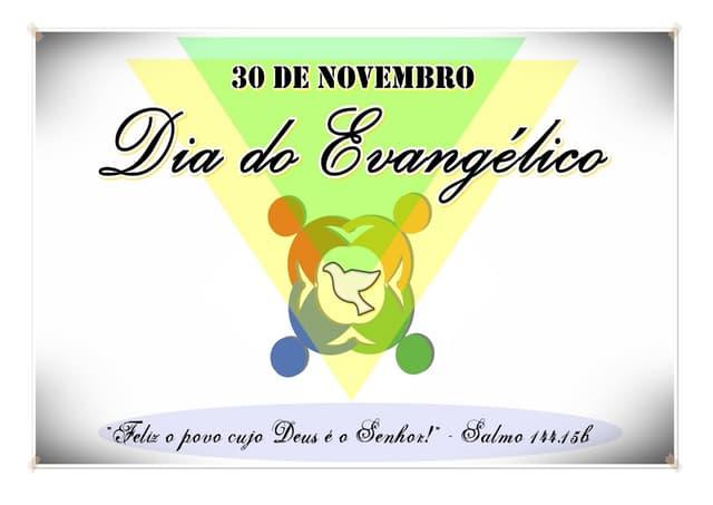 Cartazes de datas comemorativas para igrejas evangélicas