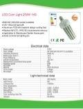 250W LED Corn Light 14S New