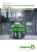 Drive Selection for Large LOESCHE Vertical Roller Mills