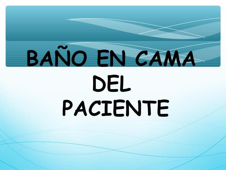 258890739 bano-en-cama - Bano General Del Paciente En Cama