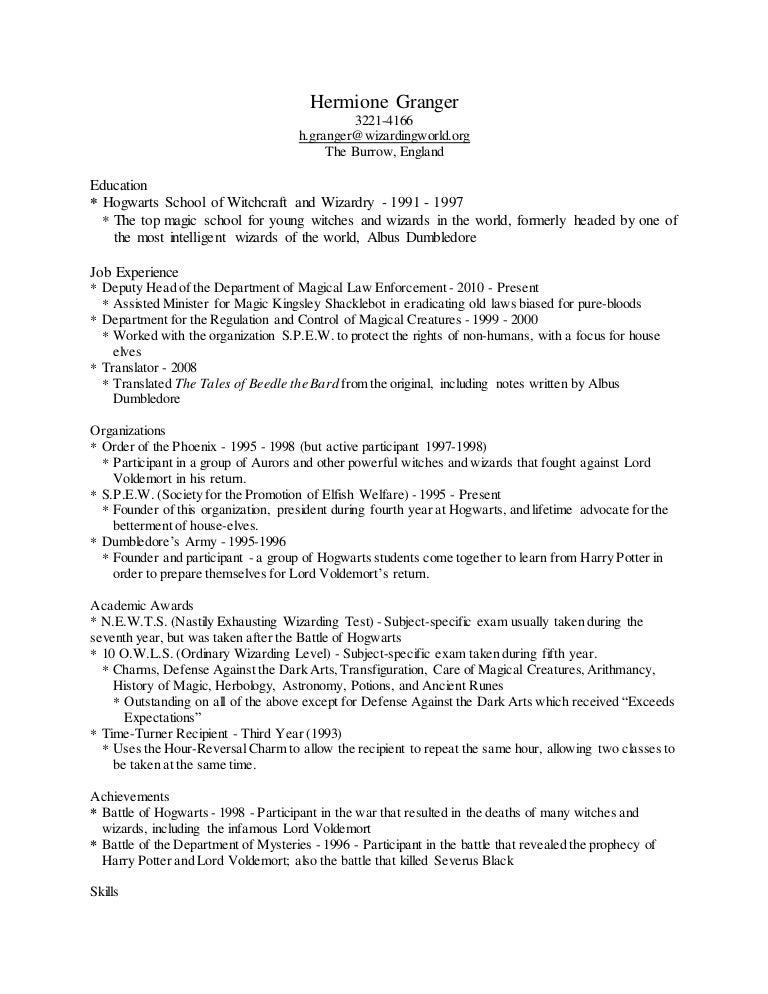 Ki Resume