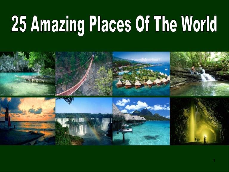 Amazingplacesoftheworldphpappthumbnailjpgcb - 25 amazing landscapes around world seen