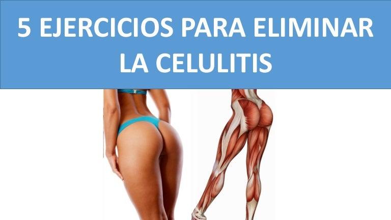 Como eliminar la celulitis ejercicios