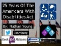 25 Years Of The Americans With Disabilities Act