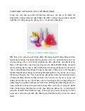26. sự kết hợp giữa phấn nụ và mỹ phẩm khác