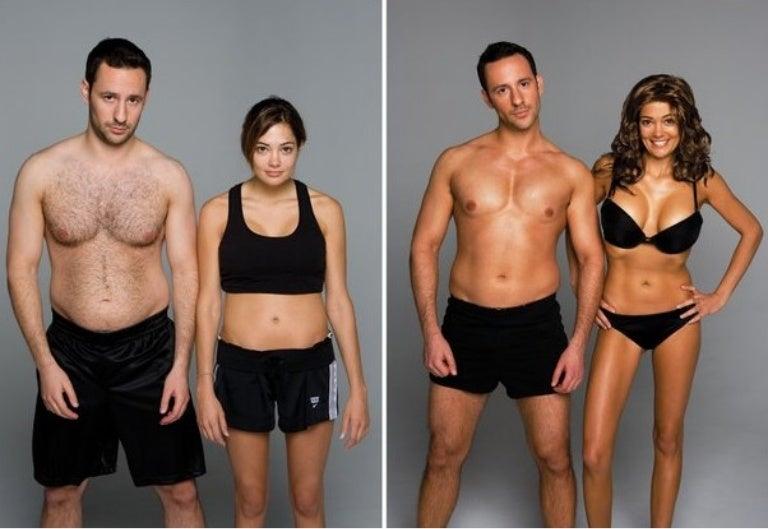 Evaluation Body Transformation