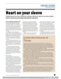 """Inside The Internet of Things"" Asian Venture Capital Journal 0513 2014"