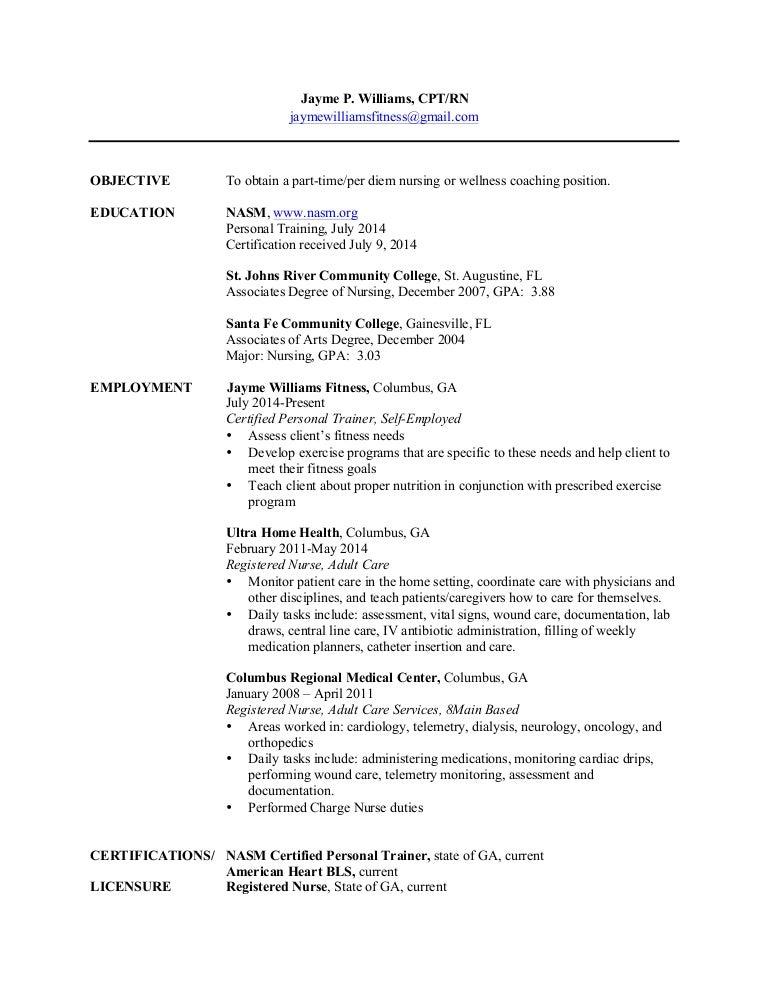 Jayme Resume 2016