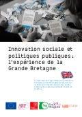 Innovation sociale et politiques publiques : l'expérience de la Grande Bretagne