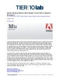 Adobe Releases Muse, Web Design Tool Aimed at Graphic Designers
