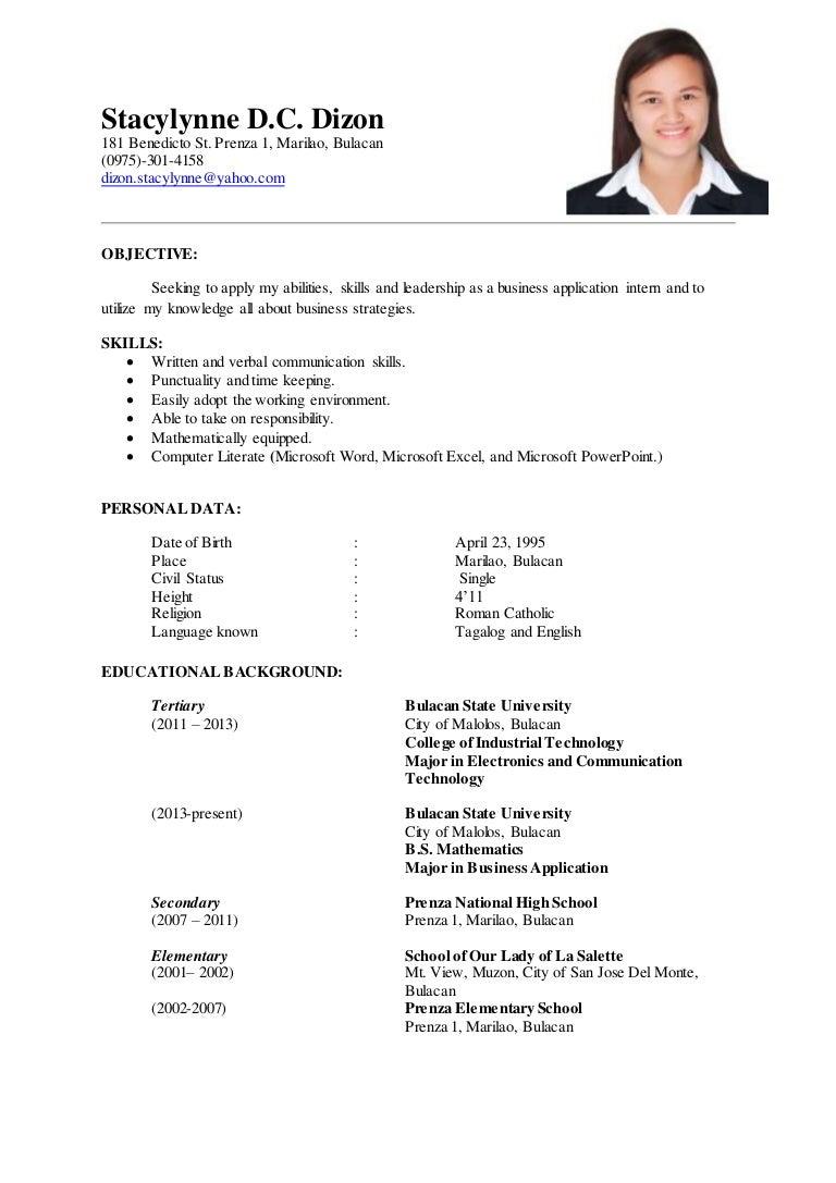 Resume Stacy[3]
